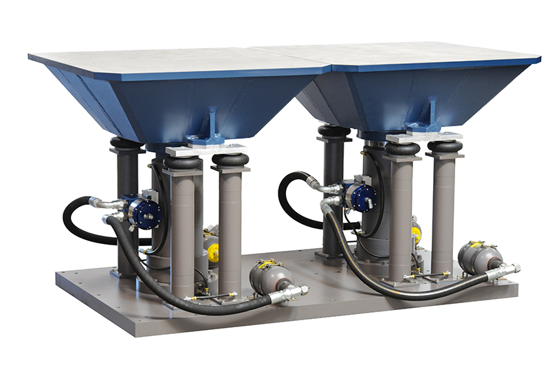 Vertical Vibration Test Systems | FORAN
